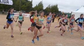 Marina Grau, segunda en el XXXVI Cross Castellano-Manchego