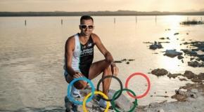 Luis Corchete, la llama olímpica de la Vega Baja en Tokio
