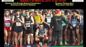 Setecientos atletas participan en el 10K y 5K Villa de Almoradí