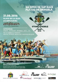 I Open SUP Race Playas de Orihuela