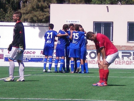 El FB Redován CF, en puesto de play-off de ascenso a Preferente