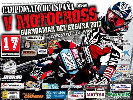 Guardamar del Segura, capital del motocross