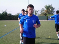 Fleky ya es el jugador con más partidos oficiales en el Orihuela CF