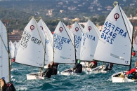 Torrevieja, sede de la Optimist Excellence Cup 2017-2018