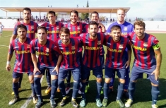 El CD Almoradí se reivindica como equipo de play-off (0-1)